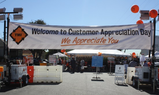 5th Annual Customer Appreciation Day